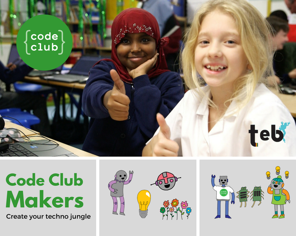 CodeClub Makers